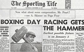 Remember another great British racing shutdown