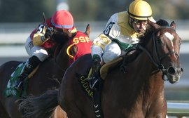 Holy Helena and Tiz A Slam headline star-studded Woodbine Oaks day card