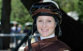 Who are the world's highest-ranked female jockeys?