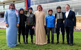 Ghaiyyath and Cross Counter to spearhead powerful Appleby team for Saudi Cup day