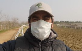 Feeling safe in Wuhan: life for an expat horseman at one of China's key training centres