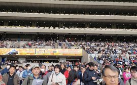 Japan and America: discovering we speak the same language when it comes to horse racing