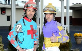 Are the amazing Ortiz brothers ready to take the Breeders' Cup by storm?