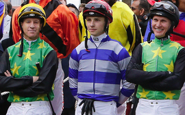 Lyle Hewitson set for a spell in Japan