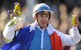 Olivier Peslier: 'If I tell someone in France I am a jockey, they think I mean a DJ'