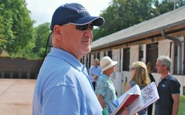 What I learned at the Deauville sale and why I'll be back - by U.S. trainer McPeek