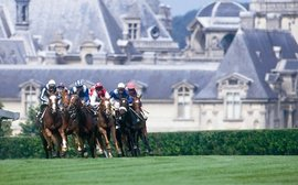 How Chantilly has risen to the huge challenge of staging the Arc