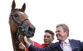 Ralph Beckett: people with vested interests should be running British racing