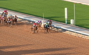 The 'amazing' safety record of the 'kind' dirt track at King Abdulaziz racecourse