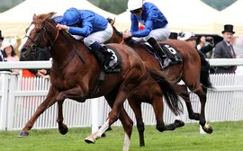 Ken Ramsey's ultimatum to his trainers over Royal Ascot