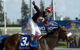 Queen's Plate winner Holy Helena could be 'very special'