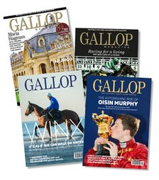 Get Gallop anywhere!