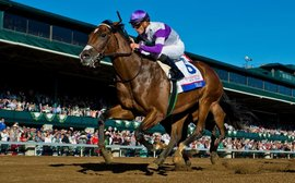 Why the Blue Grass result casts doubts over so much on the Road to the Kentucky Derby