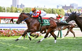 Godolphin star Tower Of London out for revenge in Japan's final BC qualifier