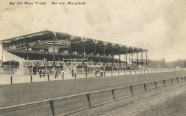 The lost racecourses of Maryland