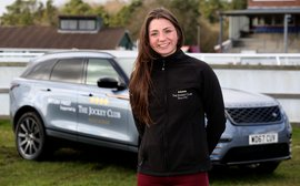 Meet the new face of British racing
