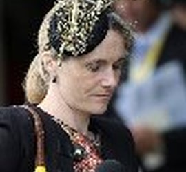 Katherine Ford   Thoroughbred Racing Commentary