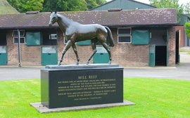 Geoff Lewis remembers the day Mill Reef won the Derby