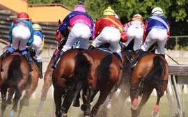How do so many jockeys survive when they're earning so little?