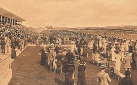 The lost racecourses of England
