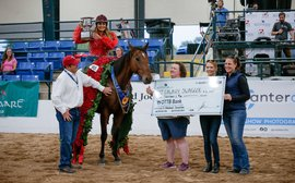 Six-week window to enter next year's Thoroughbred Makeover