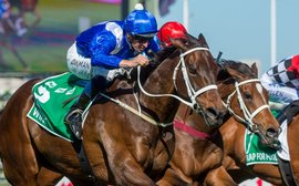 Appleby now world #2 as unstoppable Team Godolphin continue to carry all before them