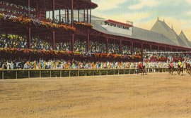 Decadence and depression at Saratoga, but the romantic charm survived