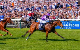 Unbeaten Saxon Warrior among 14 going forward for Britain's richest race