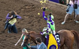 A few things you may not have realised about the 2017 Breeders' Cup