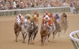The ten magnificent horses who made this perhaps the greatest Breeders' Cup Classic ever