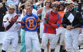 The rise, fall and rise of Hispanic jockeys in America