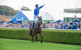 Winx is now the world's all-time money leader