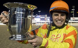 Da Silva bows out on a high at Woodbine finale