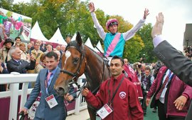 France now the main target as more British trainers target prizes overseas