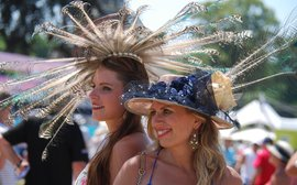 It's racing's most stylish week - and we're not necessarily referring to Royal Ascot