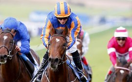 Churchill raring to go in Juddmonte International
