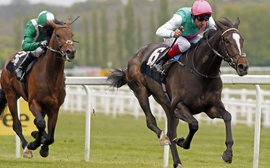 Unbeaten Shutter Speed steps up to group company at York