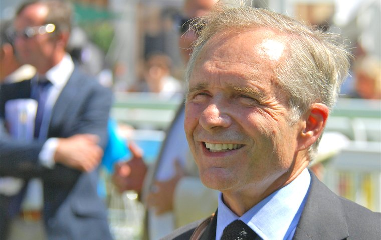 Master trainer Fabre is on the crest of a wave - again   Topics: Pierre-Charles Boudot, Cash Asmussen, John Hammond, Vincent Cheminaud, New Bay, Mickael Barzalona, Andre Fabre, Godolphin, Waldgeist   Thoroughbred Racing Commentary