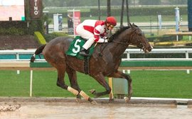 Kentucky Derby Prep School: Omaha Beach looks to have that crucial quality