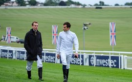 Why William Buick has overtaken Ryan Moore as world #3