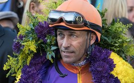 Who are the world's top jockeys aged 45 and over?