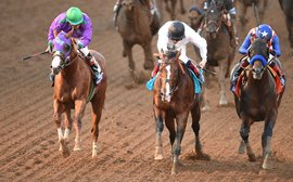Breeders' Cup: it's time to 'roll the dice' with Toast Of New York
