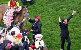 Abel Tasman takes starring role as China Horse Club's American dream gathers pace