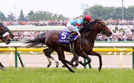 Almond Eye's shock defeat was not Lemaire's finest hour