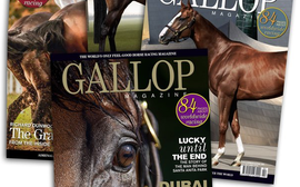 Thoroughbred Racing Commentary buys Gallop Magazine