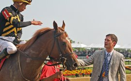 Treating each horse as an individual: a key factor in the blossoming career of Jack Sisterton