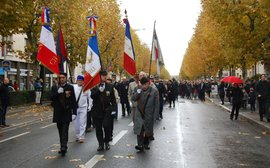 Lest we forget: Chantilly remembers the torment of World War I