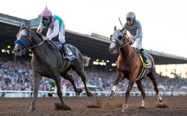 Salute the mastery of Baffert as 'relentless' Arrogate achieves the seemingly impossible