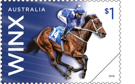 Another stamp of approval for Winx - even though not everyone was impressed
