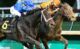 Bargain buys strengthen Dale Romans' hand on the Kentucky Derby trail